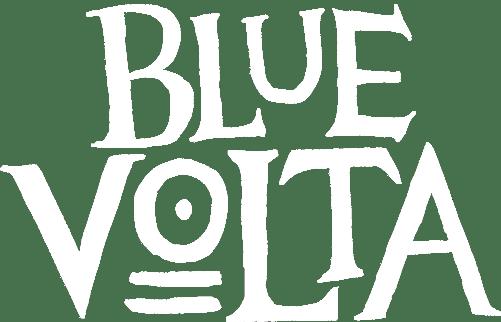 blue volta logo