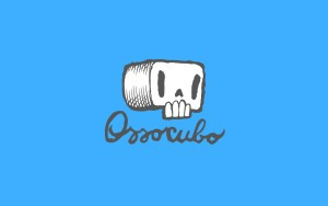 Ossocubo Logo Wallpaper